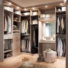 Uređenje garderobe