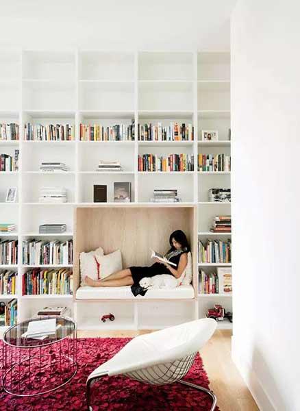 Uredjenje biblioteke - biblioteka za tinejdzere